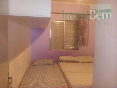 Apartamento Com 2 Dormitórios À Venda, 47 M² Por R$ 160.000,00 - Jardim Do Lago - Valinhos/sp - Ap0297