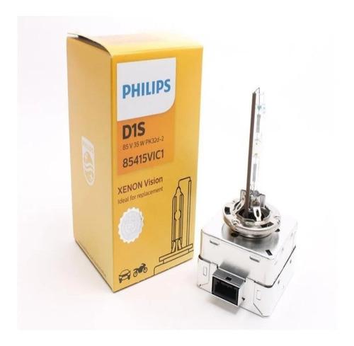 Lámpara De Xenon D1s Philips 100% Original 35w