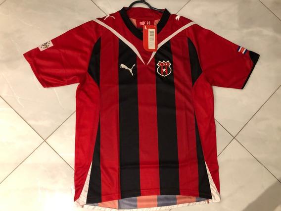 Camisa Puma Lda - Liga Deportiva Alajuelense Da Costa Rica