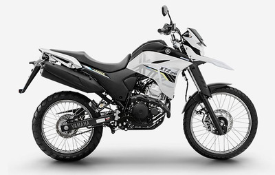 Lander 250 Abs 0 Km Branca Yamaha