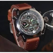 Relógio Militar Masculino Amst 3003 Led Sport Frete Grátis