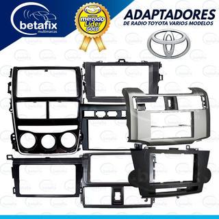 Adaptadores Metrakit De Radio Para Toyota Betafix Ec Desde.
