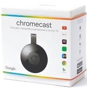 Chromecast 2 Original Google Apenas 200 Reais
