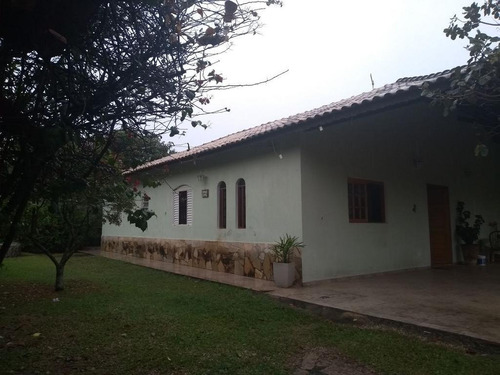 Chácara Com 3 Dormitórios À Venda, 1087 M² Por R$ 495.000,00 - Santa Eliza - Itupeva/sp - Ch0106