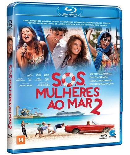 Blu-ray S.o.s Mulheres Ao Mar 2