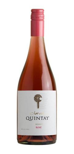 6 Quintay Clava Reserva Rose Ref.retail $42.000