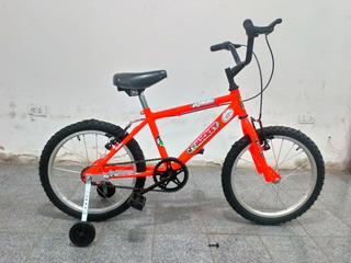 Bicicleta Rodado 16 Varon. La Mas Bonita Del Mercado.