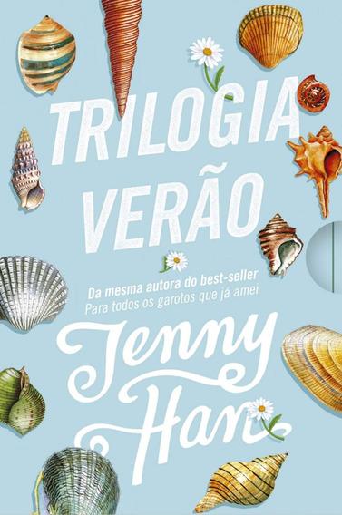Box Trilogia Do Verão - Jenny Han - Série Completa 3 Vol Nf