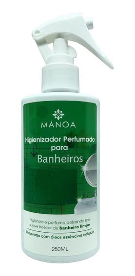Higienizador Perfumado Mano 250ml - Banheiro
