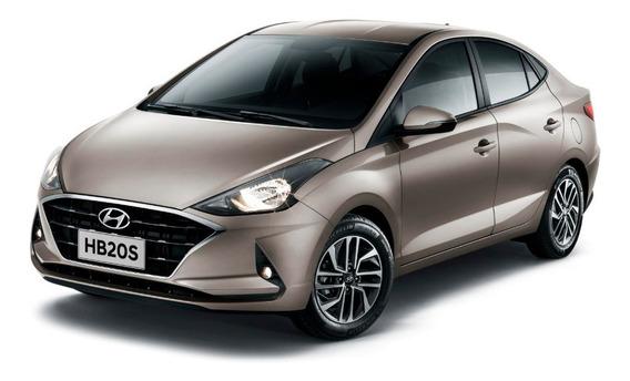 Hyundai/ Hb20s Nova Geração Evolution 1.0 Turbo Tgdi- Automa