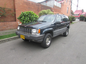 Jeep Grand Cherokee Laredo At 4000cc