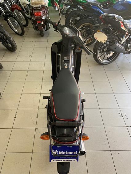 Motomel C110 Dlx Deluxe
