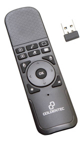 Apresentador Goldentec Wireless Wpg02 Com Touchpad