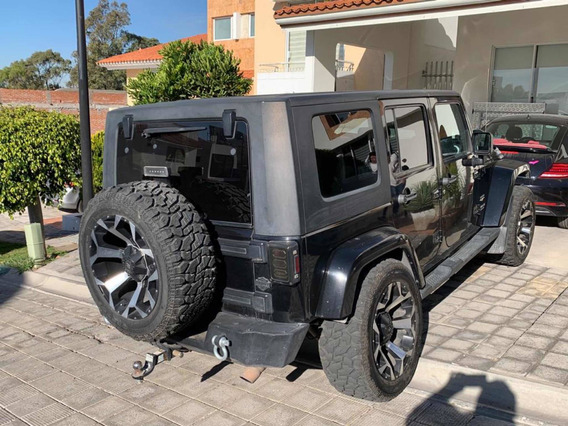 Jeep Wrangler X Sahara Unlimited 4x4 At 2009