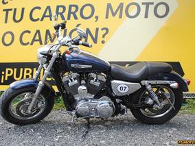 Harley Davidson Sporter Xl 1200