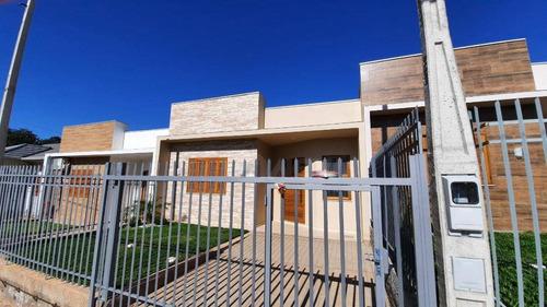Imagem 1 de 11 de Casa Com 2 Dormitórios À Venda, 52 M² Por R$ 169.000,00 - Campo Grande - Estância Velha/rs - Ca3178