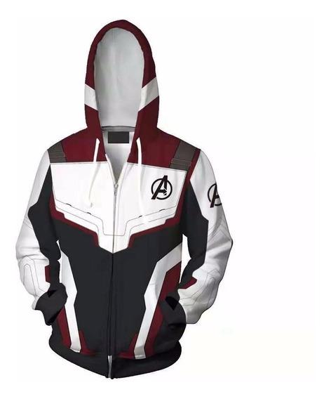 2019 Avengers Endgame Traje Cuantico Chaqueta Quantum Suit