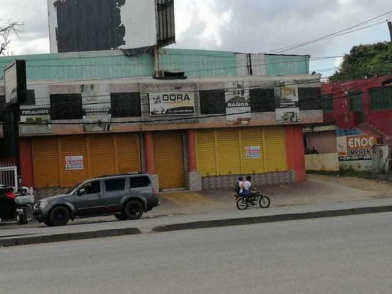 Alquilo Local Comercial 2 Niveles 500 Mt2 Km 16 Aut Duarte