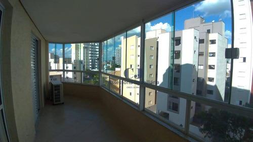Apartamento Com 3 Dormitórios Para Alugar, 110 M² Por R$ 3.500,00/mês - Parque Campolim - Sorocaba/sp - Ap0883