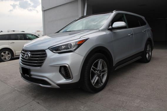 Hyundai Santa Fe 2018 Limited Tech 7 Pasajeros