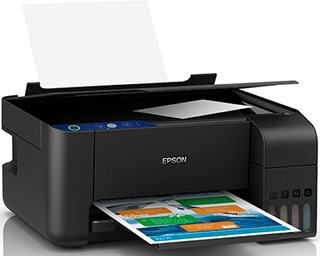 Impresora Epson L3110 Multifuncion Eco Sist Continuo Hi End