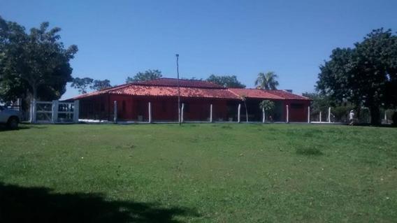 Fazenda Para Venda Em Poconé, Zona Rural - 862294