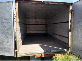 Baú Refrigerado Marca Cargo Van Sem Aparelho