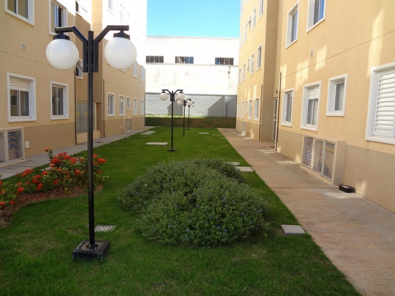 Apartamento Para Aluguel, 2 Dormitórios, Residencial Parque Imperial - Mogi Mirim - 1041