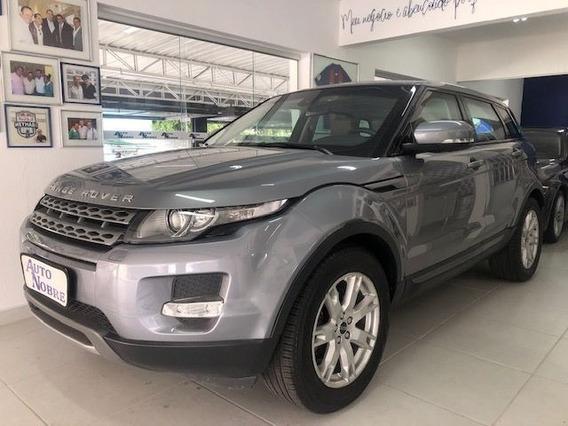 Land Rover/range Rover Evoque 2.0 Pure Tech 4wd 16v