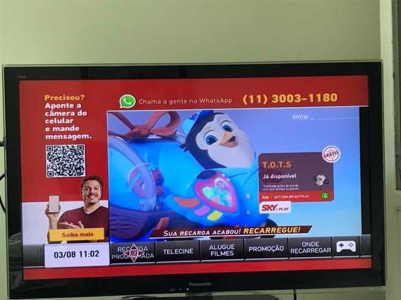 Tv Panasonic Viera Lcd 32