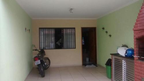 Imagem 1 de 13 de Sobrado No Bairro Jardim Progresso - Santo André/sp - 2801