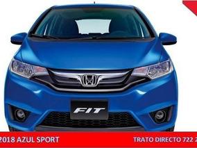 Honda Fit 2018 Hit