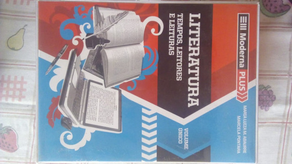 Coleção De Literatura Moderna Plus Volume Único.