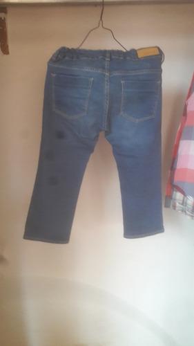 Pantalon Pesquero Marca Zara Para Nina Talla 11 12 Mercado Libre
