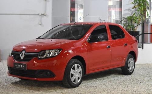Renault Logan Authentique Plus 1.6 Nafta 2016