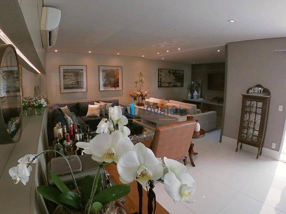 Apartamento Com 4 Dormitórios À Venda, 245 M² Paesaggio Jardim Das Colinas - São José Dos Campos/sp - Ap2073