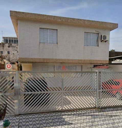 Casa Com 2 Dormitórios À Venda, 60 M² Por R$ 218.000,00 - Vila Nossa Senhora De Fátima - São Vicente/sp - Ca0558