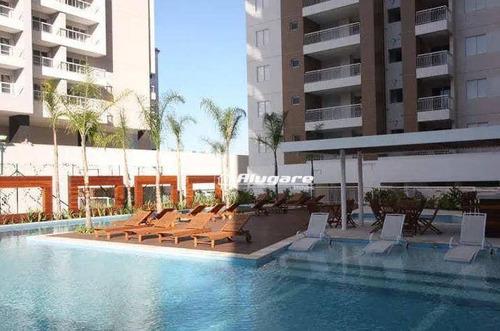 Apartamento Com 3 Dormitórios À Venda, 103 M² Por R$ 670.000,00 - Centro - Guarulhos/sp - Ap3266