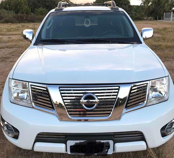 Nissan Frontier 2.5 Sl Cab. Dupla 4x4 Aut. 4p 2016