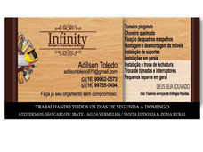 Infinity Montagem E Desmontagem De Moveis