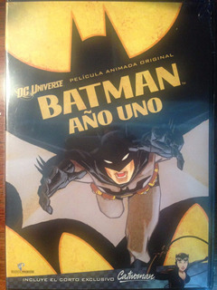 Dvd Batman Año Uno / Year One