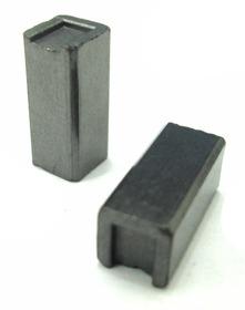 Escova Carvão Aparador Grama Gl 400 - Br Black Decker (par)
