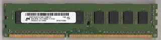 Memoria Ram De Servidor 8gb Pc3l-12800e Ecc Micron