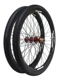 Ruedas Bicicleta Sars 27,5er Rulemanes Kenda Small Block Pro