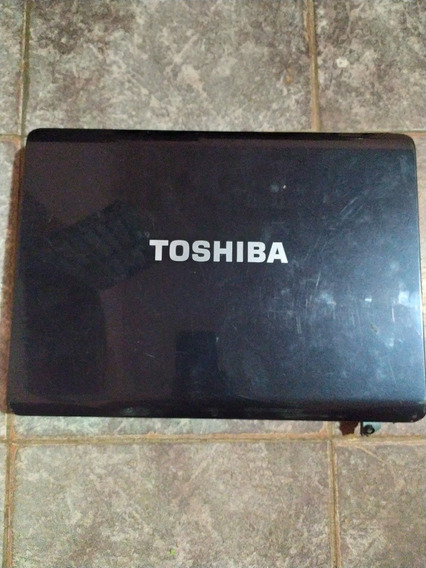 Notebook Toshiba Core2 Duo Funcionando Defeito Tela