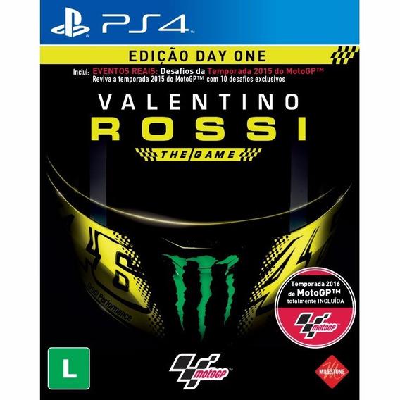 Valentino Rossi - Ps4