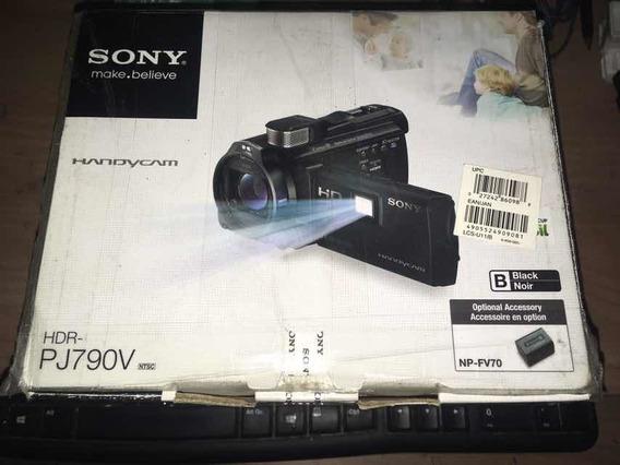 Sony Hdr Pj790 Ntsc Leia O Anúncio
