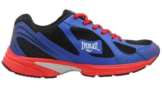 Zapatillas Everlast Running Hombre Zzm-018 E