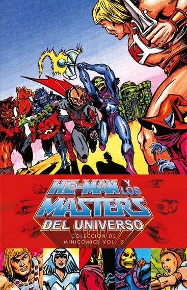 He-man Y Los Masters Del Universo: Colección De Minicómics 2