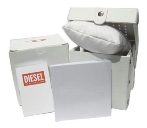 Diesel Relógio Dz 7313 Original Com Manual E Caixa.